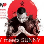 "2014.6.4 ""SUNNY"" DJ NANO @ EN-SOF TOKYO"