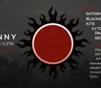 """3/11(fri) """"SUNNY"""" Guest SATOSHI OTSUKI – ARC TOKYO"""