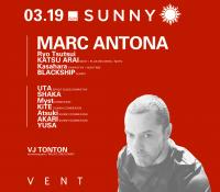 Marc Antona presented by SUNNY